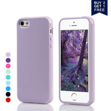 Ultra-Thin Soft TPU Silicone Rubber Candy Case Cover For Apple iPhone 6 6S Plus
