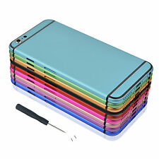 """Multicolor Back Battery Door Cover Housing For Iphone 6s Plus 5.5"""" Repair parts"""