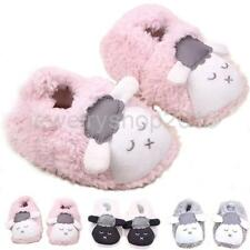 Toddler Shoes Animal Pattern Crib Shoes Prewalker Pram Soft Sole for Baby