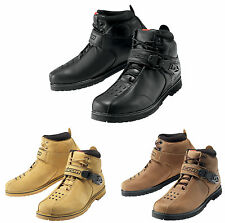 Icon All Sizes & Colors Superduty 4 Mens Motorcycle Riding Boots