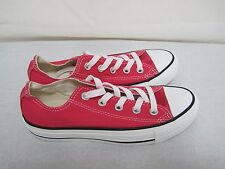 New! Mens Converse Chuck Taylor All Star OX Shoes Style 132298F Pink 8A