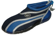 BOYS PDQ AQUA BEACH SOCKS SHOES SIZE UK 9 - 5 KIDS WATER SWIM SEA