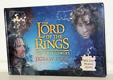 The Lord of The Rings - The Two Towers - Jigsaw Book. Excellent Condition!