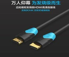 Ultra HD HDMI Cable v1.4 High Speed + Ethernet HDTV 2160p 4K 3D BLURAY