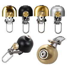 Traditional Vintage Classic Bike Bicycle Bell Loud Ding Dong Alarm Handlebar