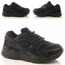 MENS BOYS TRAINERS SPORTS GYM RUNNING FITNESS JOGGING CASUAL FASHION SHOES SIZE