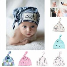 New Toddler Kids Girls Boys Baby Infant Winter Warm Crochet Knit Hat Beanie Cap