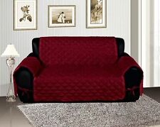 Maiija Micro Suede Sofa Slipcover / Loveseat  Protector ( 3 colour /  2 size )