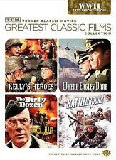 TCM Greatest Classic Films: World War II-Battlefront Europe (DVD, 2009, 2-Disc S