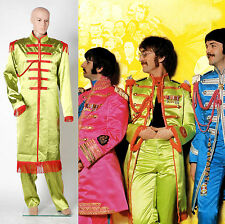 The Beatles Sgt. Pepper's Lonely Hearts Club Band John Lennon Costume Cosplay