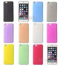 10PCS New Ultra Slim Hard TPU Matte Back Case Cover For Apple iPhone 6 6S /Plus