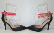 Ladies Boohoo Ankle High Heel Stiletto Strappy Shoes Sandals Size Uk 4 Eu 37