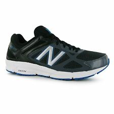 New Balance M460v1 Running Shoes Mens Grey/Black/Blue Fitness Trainers Sneakers