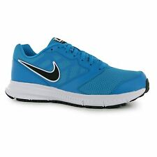 Nike Downshifter 6 Training Shoes Mens Blue/Black Fitness Trainers Sneakers