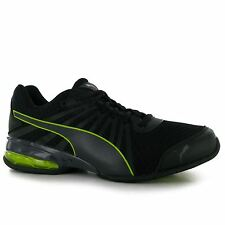 Puma CellKilter Mesh Training Shoes Mens Black/Grey Fitness Trainers Sneakers