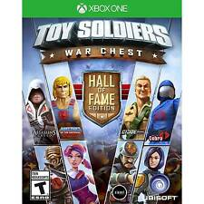 Toy Soldiers War Chest Hall Of Fame Edition (Microsoft Xbox ONE, 2015)