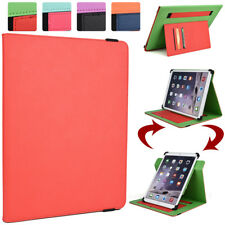 Universal 11.6 inch Tablet Rotation Folio Folding Case Cover MU12VT-1