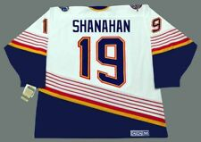 BRENDAN SHANAHAN St. Louis Blues 1994 CCM Vintage Home NHL Hockey Jersey