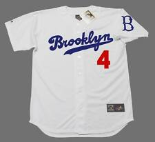 DUKE SNIDER Brooklyn Dodgers Majestic Cooperstown Home Baseball Jersey