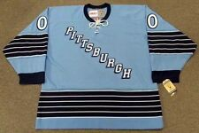 """PITTSBURGH PENGUINS 1967 CCM Vintage """"Customized"""" Home NHL Hockey Jersey"""