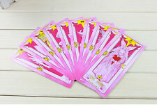 54pc Sakura Cosplay Kros brand CardCaptor  Magical Clow Cards Captor