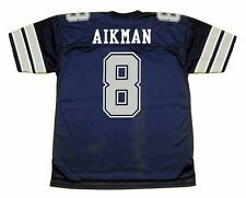 TROY AIKMAN Dallas Cowboys 1992 Throwback NFL Football Jersey