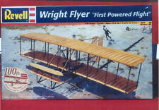 """** WRIGHT FLYER """"FIRST POWERED FLIGHT""""  PLASTIC MODEL AIRPLANE KIT"""