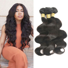 7A Virgin Peruvian Body Wave Hair Weft 100 % Unprocessed Human Hair Extensions