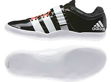 Adidas Discus / Hammer 2 Mens Shot Put Shoes Track Black White 7.5, 8, 8.5, 12.5