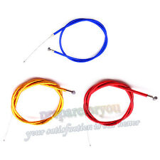 Gas Throttle Cable For 43 47 49cc 2 Stroke Pocket Bike Mini Moto ATV Dirt Super