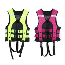 Children Kids Polyester Life Saving Jackets Vest Gilet For Water Sports Swimming