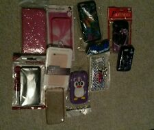 Joblot mobile phone cases for iPhone samsung and 1 blackberry