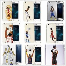 Wholesale Lot 100 pcs NBA Player Stephen Curry[LeBron James]Hard Case For iphone