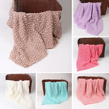 Newborn Baby Kids Infants Maternity Props scarf Photo Props Photography Quilt