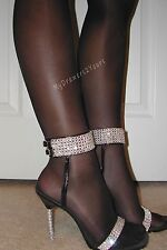 TAMARA PANTYHOSE Hooters Hosiery/Stockings 20 Denier BLACK Pick Size B C D