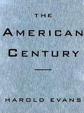The American Century by Harold Evans 1998 Hardcover Book 5th Printing