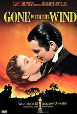 Gone With the Wind (DVD, 2000) Clark Gable Vivien Leigh Brand New!