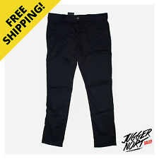 DICKIES Skinny Straight Pants WP801 Black - Authentic - FREE Postage