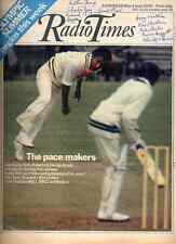 RADIO TIMES 29 MAY 1976 . CRICKET - FIRST TEST COVER . OLYMPICS ISSUE