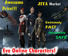 EVE Online 50 mil SP EXCELENT PVP/PVE CHARACTER | Skill Injector PLEX ISK |