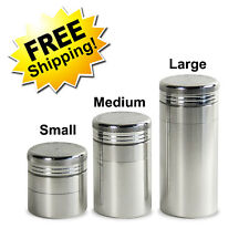 Space Case Scout Grinders Herb & Tobacco -3 Piece Sizes (Built In Storage Case)
