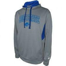 Russell NCAA Boise State Broncos, Men's Pullover Hood Fleece. Free Delivery
