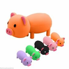 cute pig model USB 2.0 Memory Stick Flash Drive enough 4GB 8GB 16GB 32GB LUP134