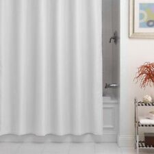 Excell Dobby Fabric Shower Curtain Liner. Huge Saving