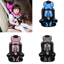 Infant Child Baby Portable Safety Car Seat Carrier Secure Soft Protection Chairs