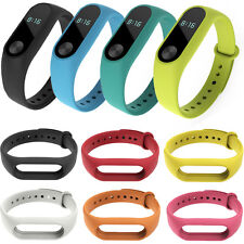 Wrist Band Metal Buckle Replacement Watchband For Xiaomi Mi Band 2 Bracelet New