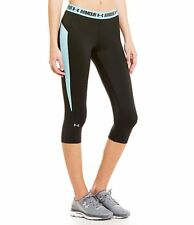 "UNDER ARMOUR WOMEN'S COOLSWITCH HEATGEAR COMPRESSION 18"" CAPRI #1271790-NWT"