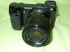 Sony Alpha NEX-7 24.3 MP Digital Camera - Black (Kit w/ 18-55mm Lens)