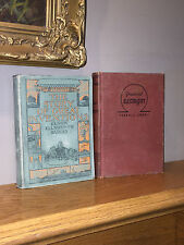 Lot of 2 Vintage Books: Great Inventions (Burns) & Practical Electricity (Croft)