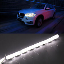 2Pcs 16smd Dual Color Led Daytime Running Lights Turn Signal Lamp Bulbs ESP